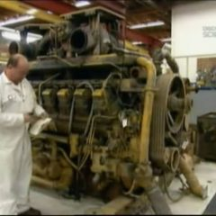 Expensive News – Rebuilding a 2,000-hp V16 diesel is as awesome as it sounds