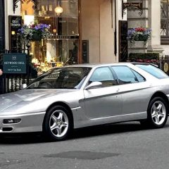 Expensive News – Is the Ferrari 456 GT Venice still the perfect London grocery getter?