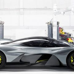 Expensive News – Aston Martin gets a new performance brand: AMR
