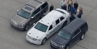 Expensive News – Trump's new Cadillac presidential limousine is almost ready for duty