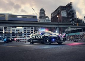 Expensive News – Ford Fusion hybrid cop car rated at 38 mpg for longer, more efficient chases