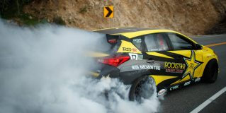 Expensive News – 1,000-hp Toyota iM goes sideways at 100 mph!