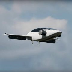 Expensive News – Forget electric cars: Get ready for electric flying cars