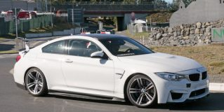Expensive News – Hit the track in a BMW factory race car