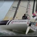 Expensive News – Solo sailing skills with a master of the art
