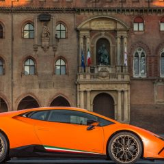 Expensive News – Lamborghini Huracan Performante first drive: Off the wall