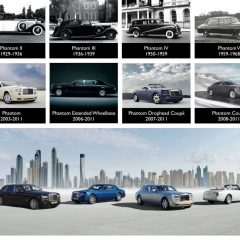 Expensive News – Phantoms galore: Rolls-Royce is gathering the best in the world to show them off