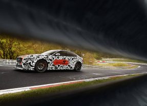 Expensive News – Jaguar's most powerful sedan ever will pump out 600 hp