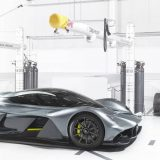 Expensive News – First peek at the Aston Martin Valkyrie interior: Video screens. Video screens everywhere.