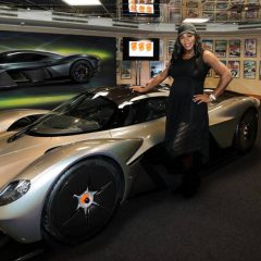 Expensive News – The Aston Martin Valkyrie inches toward production, now with headlights