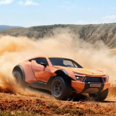 Expensive News -The Zarooq Sandracer 500GT is the millionaire's off-road dune runner