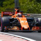 Expensive News -McLaren receives significant engine upgrade before Belgian Grand Prix